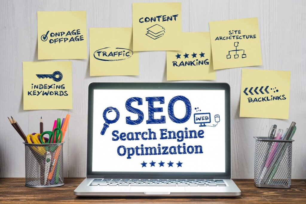 search engine optimization, SEO for Beginners