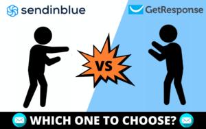 Send in Blue vs Get Response