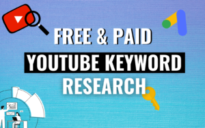 How to do Youtube keyword research?