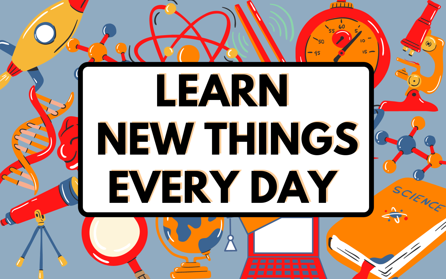 Learn something new everyday (Tools & Tips)