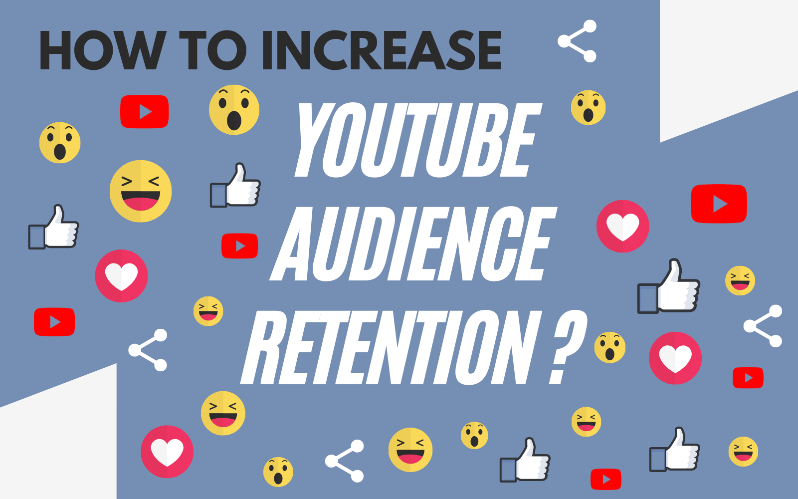 How To Increase Youtube Audience Retention?